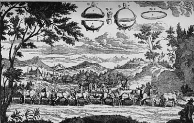 Магдебургские сферы