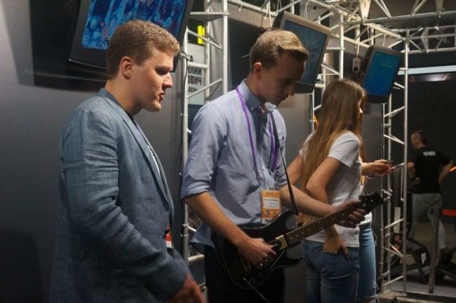 #Игромир | Первые впечатления от крупнейшей в России выставки видеоигр