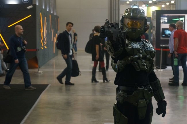Первые впечатления от крупнейшей в России выставки видеоигр