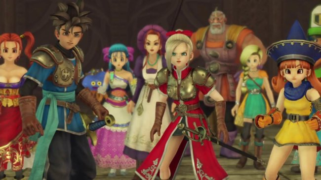 Dragon Quest Heroes 12