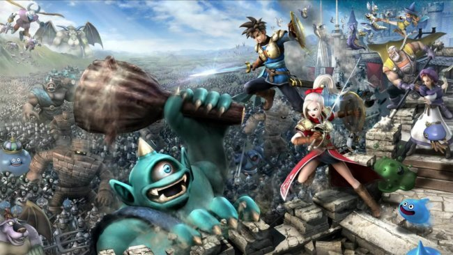Dragon Quest Heroes 13