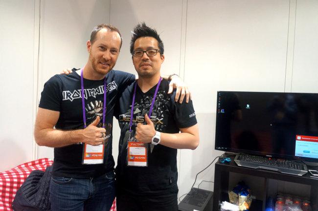 Интервью с разработчиком игры Deus Ex: Mankind Divided