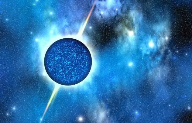 Электрослабая звезда