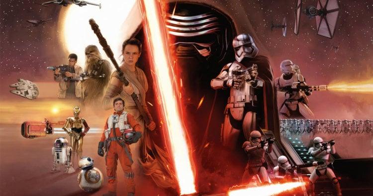 Новый трейлер фильма «Звёздные войны: Эпизод VII»