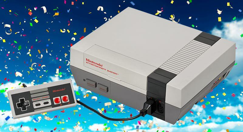 Nintendo Entertainment System 01