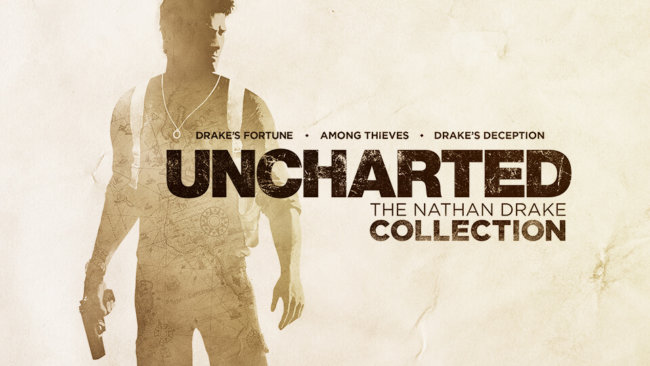 Uncharted Drake Collection 01
