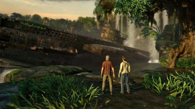 Uncharted Drake Collection 07