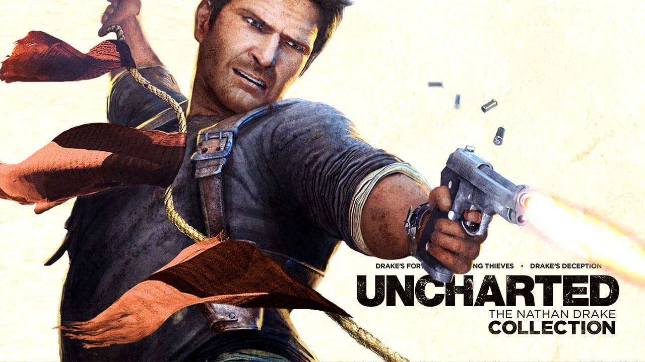 Uncharted Drake Collection 10