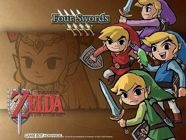 Zelda Tri Force Heroes 02