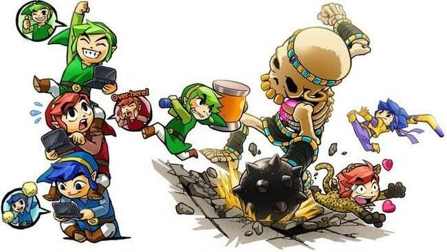 Zelda Tri Force Heroes 04