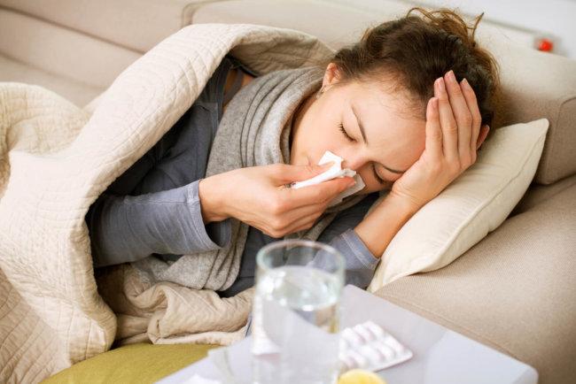 Японские учёные научились побеждать грипп всего за один день