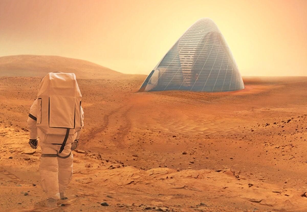 6 технологий, которые помогут людям выжить на Марсе