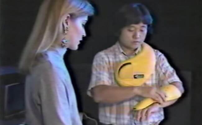 Удивительные прототипы носимой электроники из далёкого 1992 года