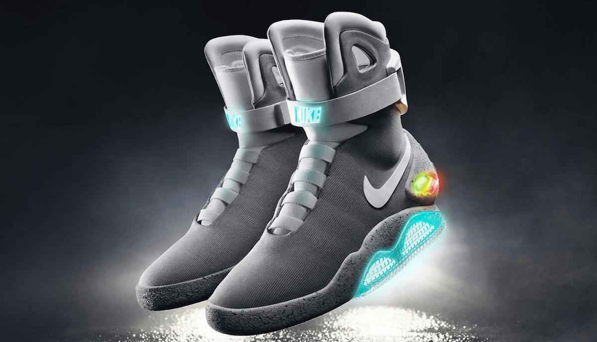 Фантастические кроссовки Nike MAG всё же существуют