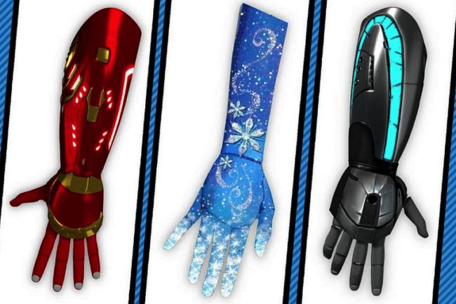 Компания Open Bionics выпустит особые протезы для детей