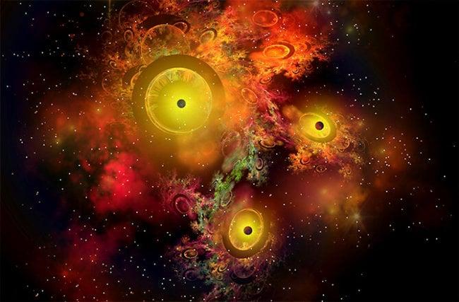 Простая вселенная
