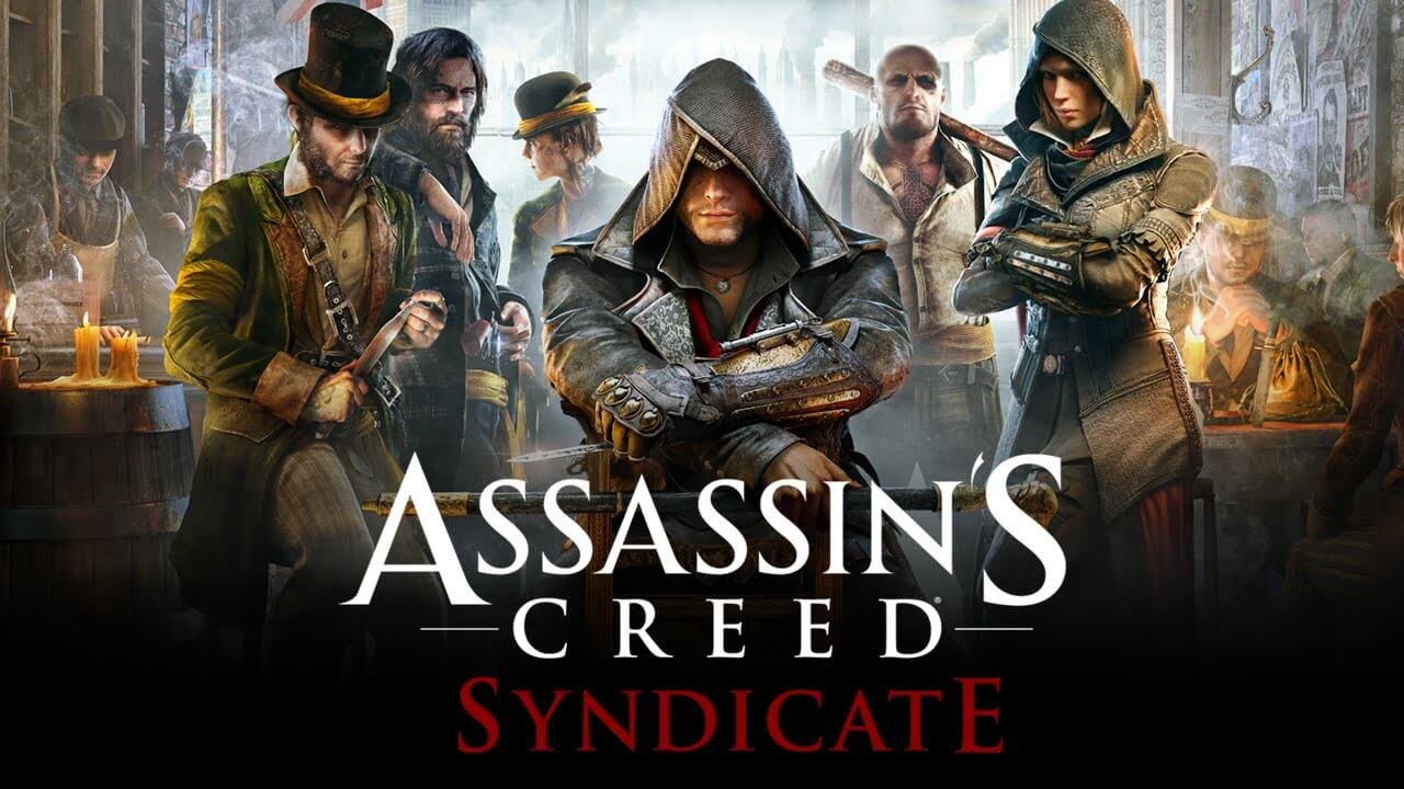 Игра Assassin's Creed Syndicate вышла для PC