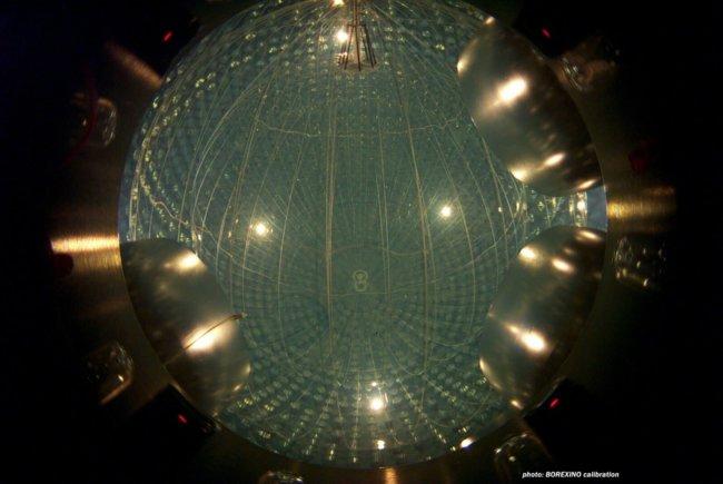 Будущее физики — за массивными нейтрино
