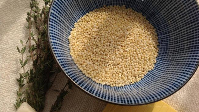 #биология | Можно ли заменить рис пшеном?