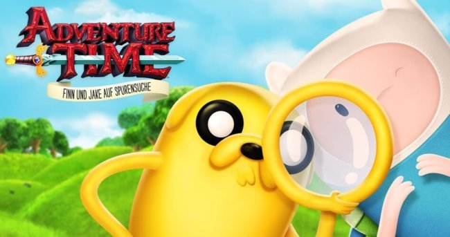 Adventure Time Investigations 01