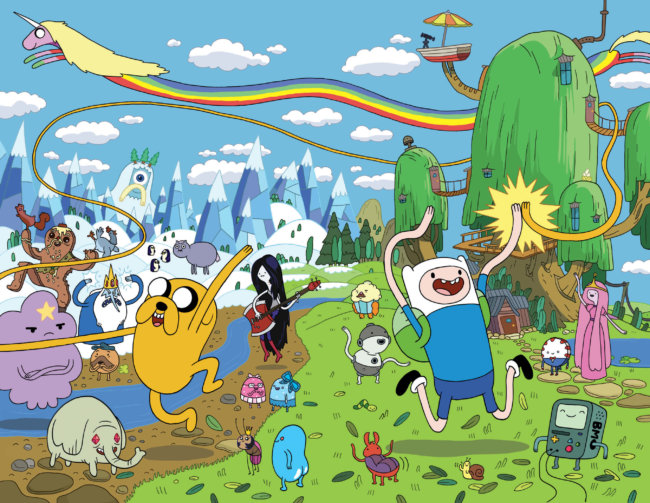 Adventure Time Investigations 02
