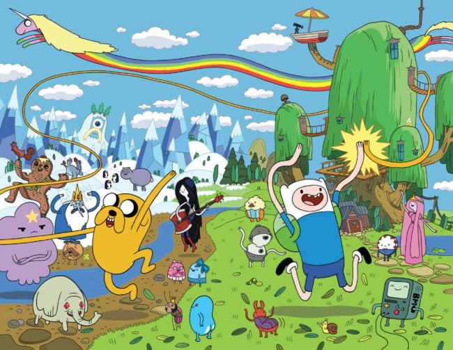 Adventure Time Investigations 02