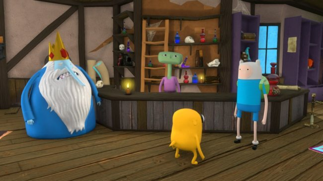 Adventure Time Investigations 04