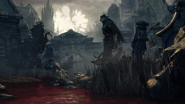 Bloodborne The Old Hunters 05
