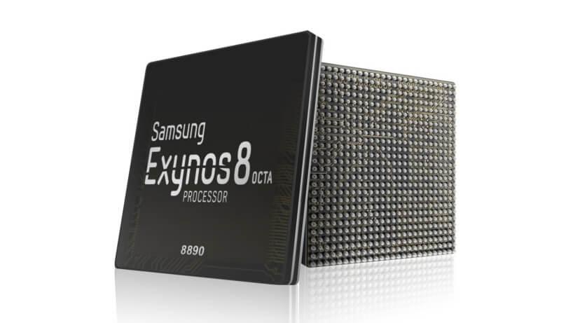 Samsung представила свой самый продвинутый на сегодняшний день мобильный процессор