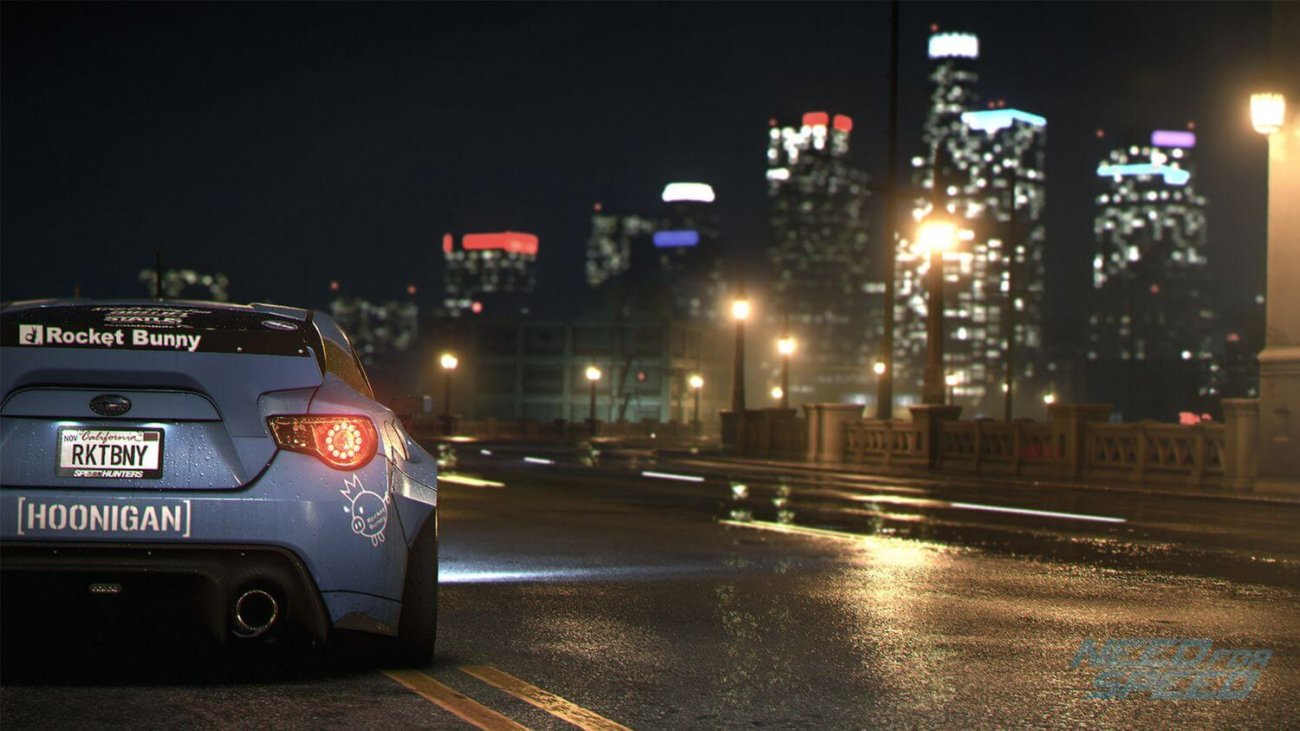 Need for Speed 07