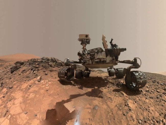 Что будет, если марсоход «Кьюриосити» найдет на Марсе жизнь?