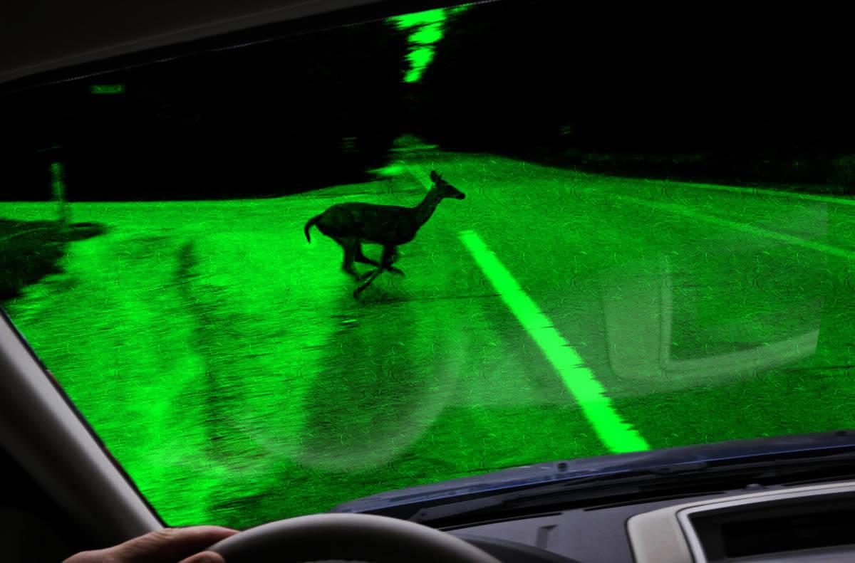 graphene-night-vision
