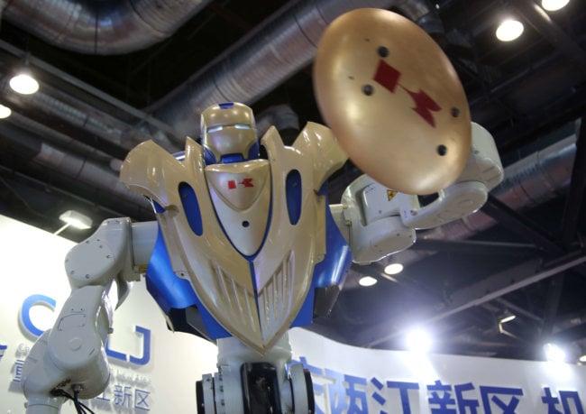 ironmanrobot