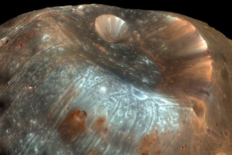Mars Moons Facts About Phobos amp Deimos  Spacecom