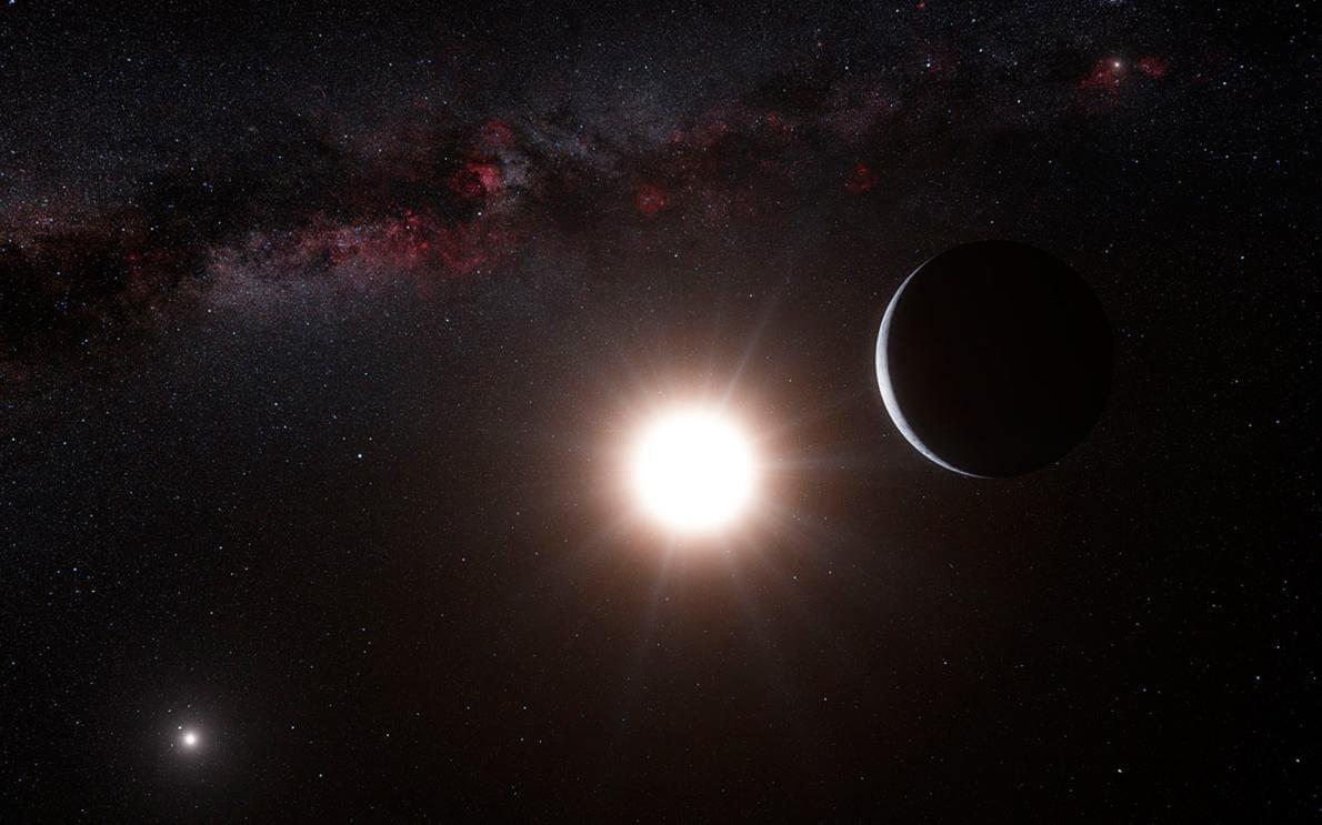 Ученые «потеряли» планету недалеко от Солнечной системы