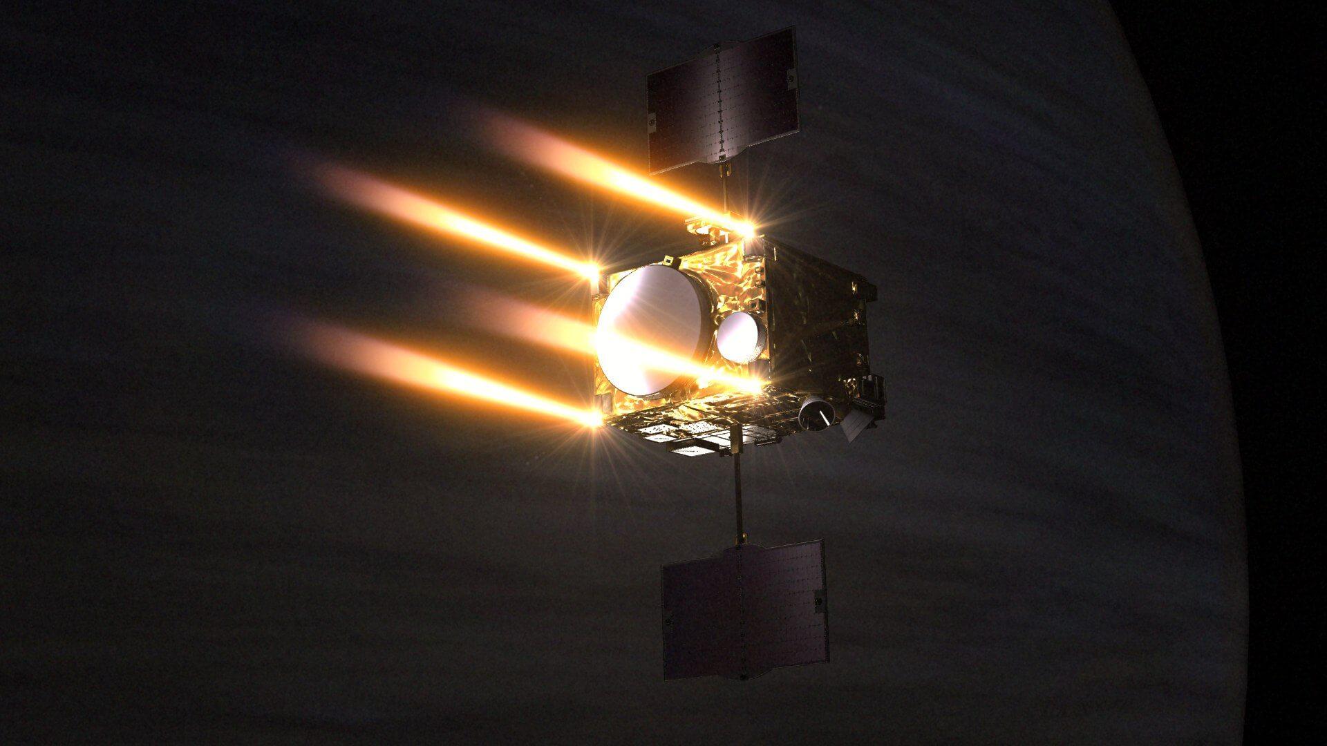 Космическому аппарату «Акацуки» всё-таки удалось выйти на орбиту Венеры