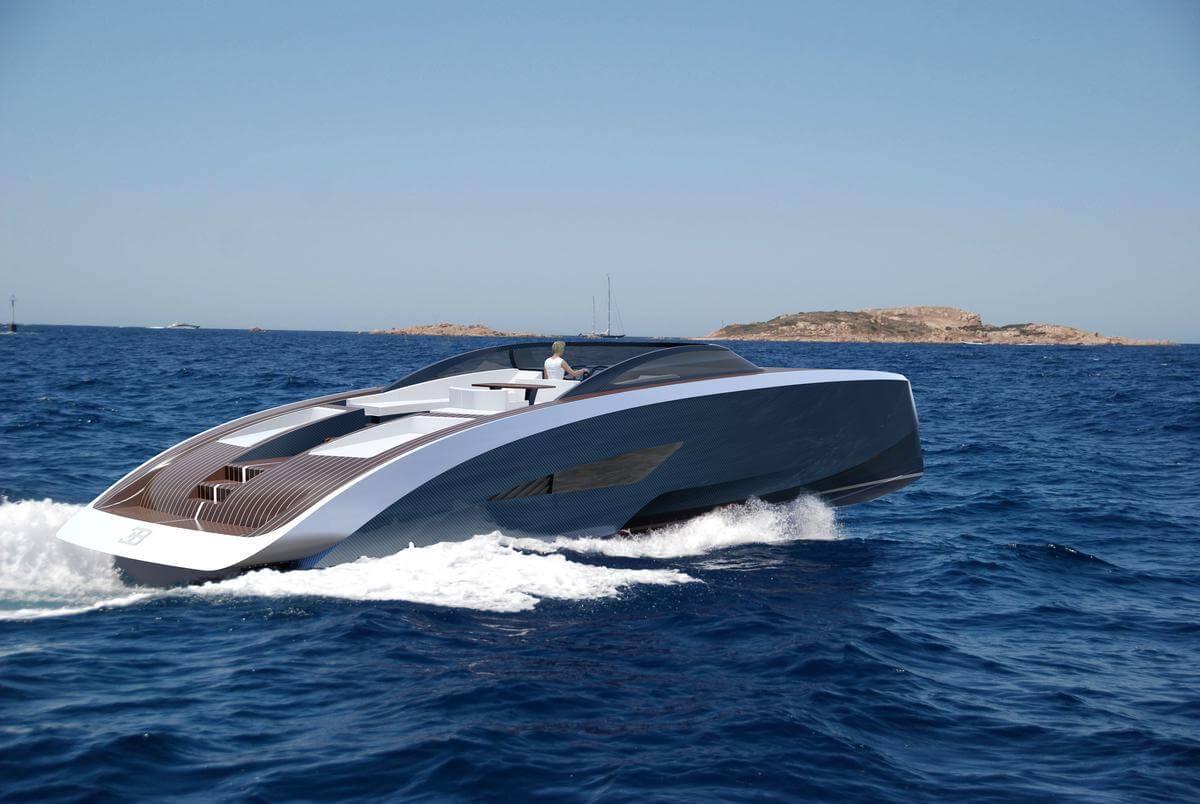 Bugatti создала собственную яхту за 2 миллиона долларов