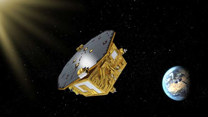 "In search of gravitational waves: LISA ""Ranger"" clear the way for the mission eLISA"
