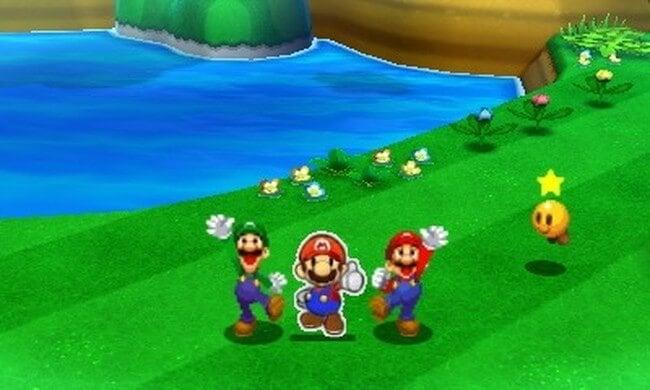 Mario Luigi Paper Jam Bros 03