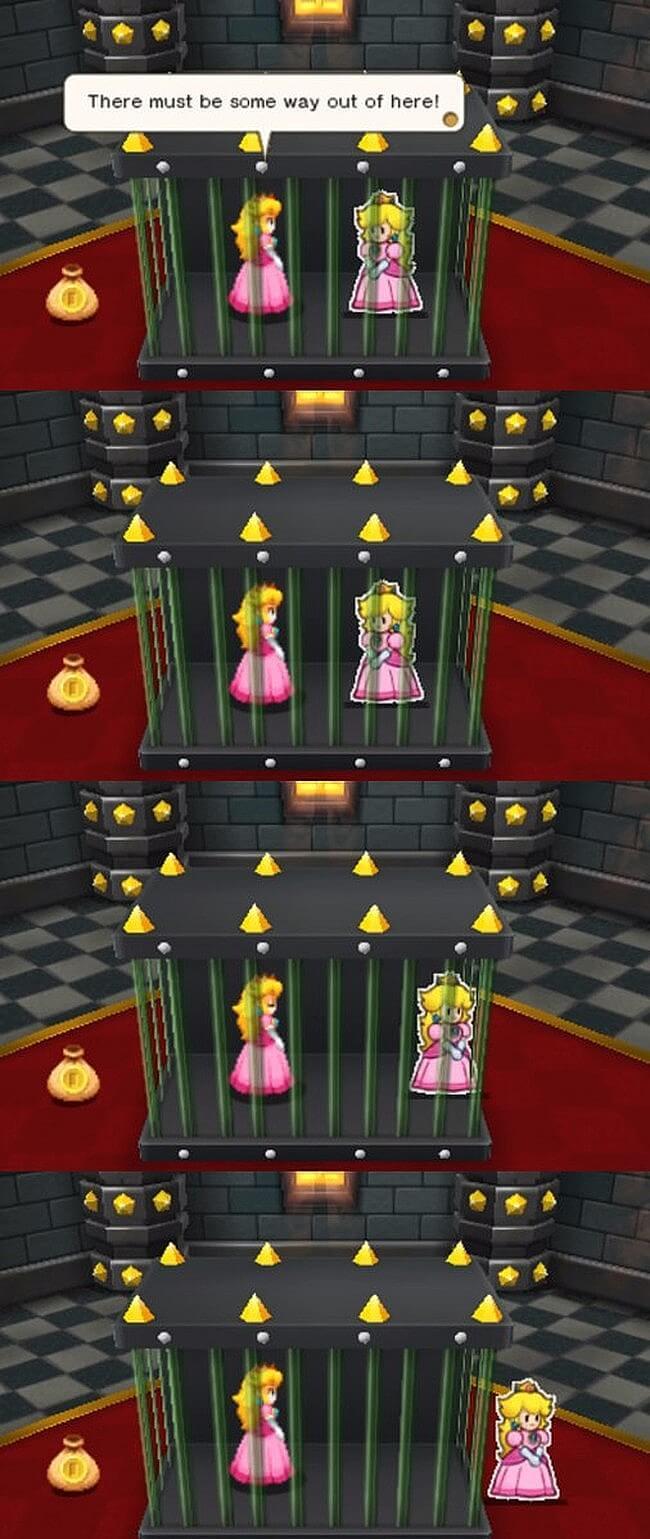 Mario Luigi Paper Jam Bros 04