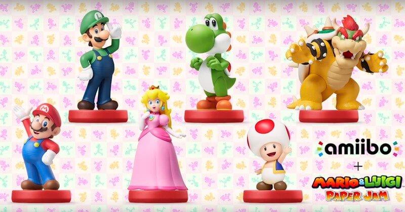 Mario Luigi Paper Jam Bros 07