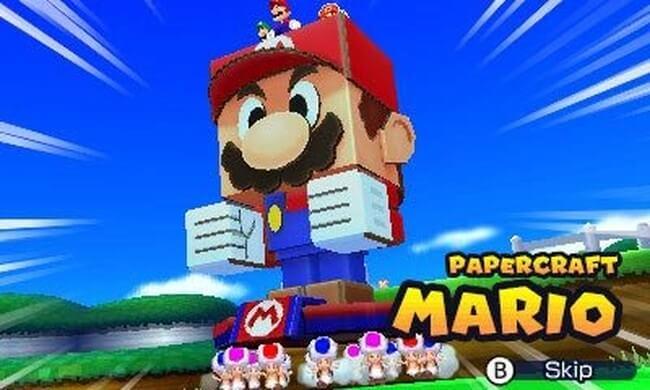 Mario Luigi Paper Jam Bros 08