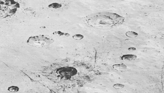 Суперкачественные снимки Плутона передал на Землю аппарат New Horizons