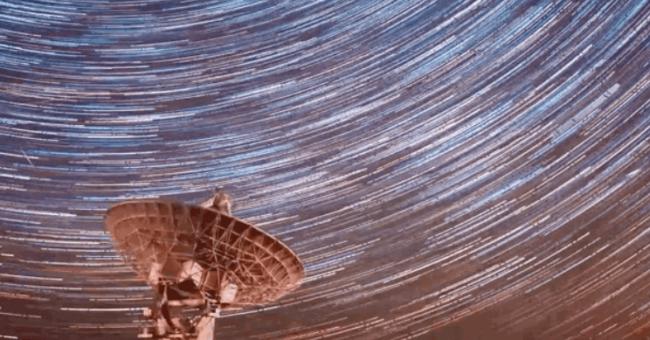 #видео дня   Потеряйтесь в космосе вместе с SETI