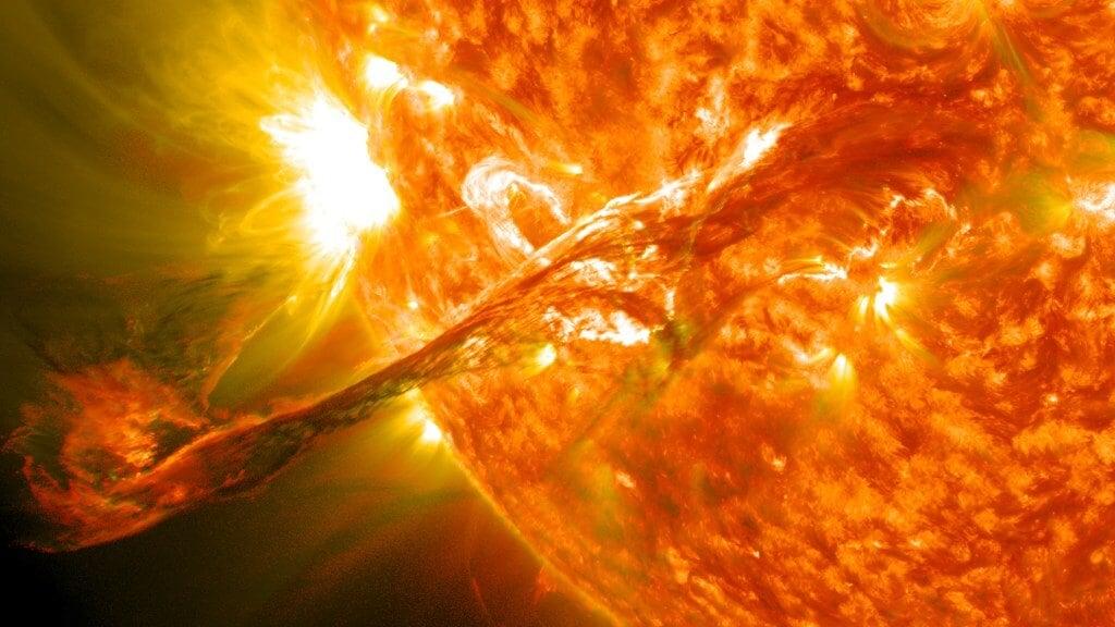 Энегрия солнца
