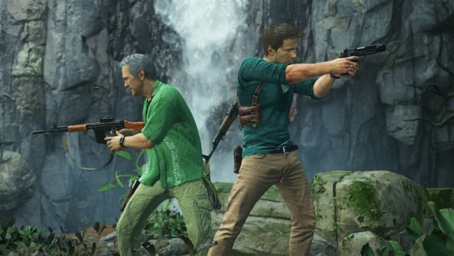 Uncharted 4 Beta 02
