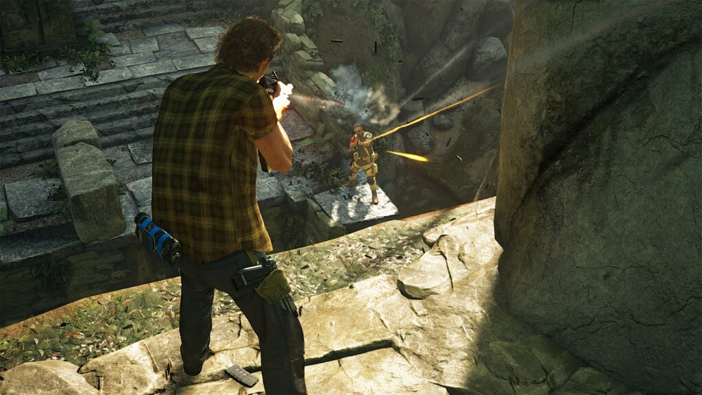 Uncharted 4 Beta 03