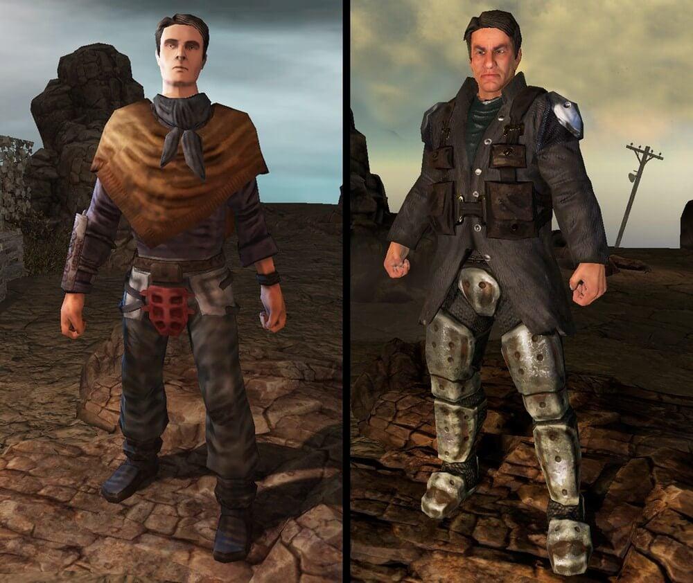 Wasteland 2 новые портреты