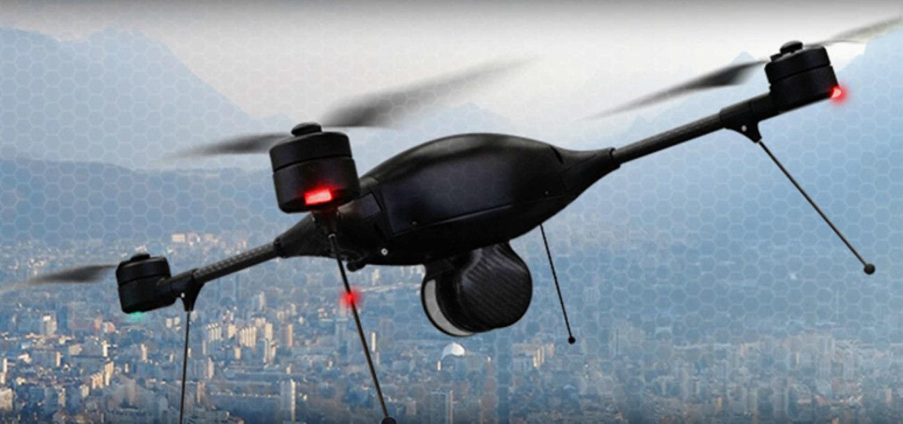 Аэропорт для дронов