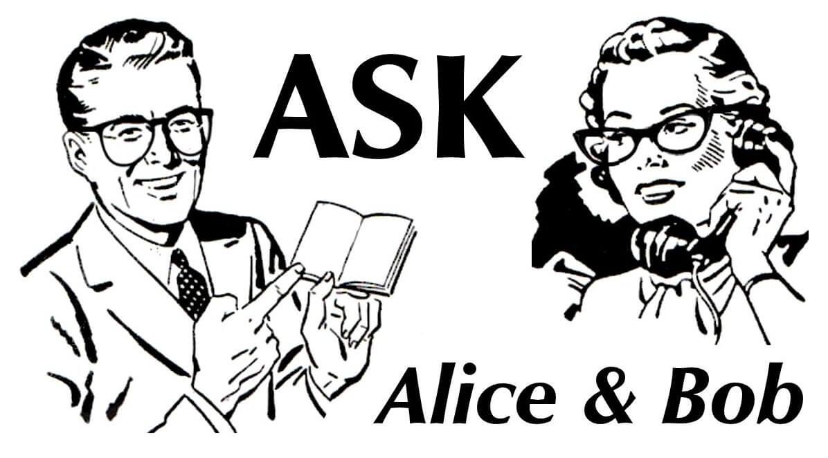 Алиса и Боб